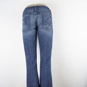 "7 For All Mankind ""A Pocket"" 27 (28 X 30) Jeans"